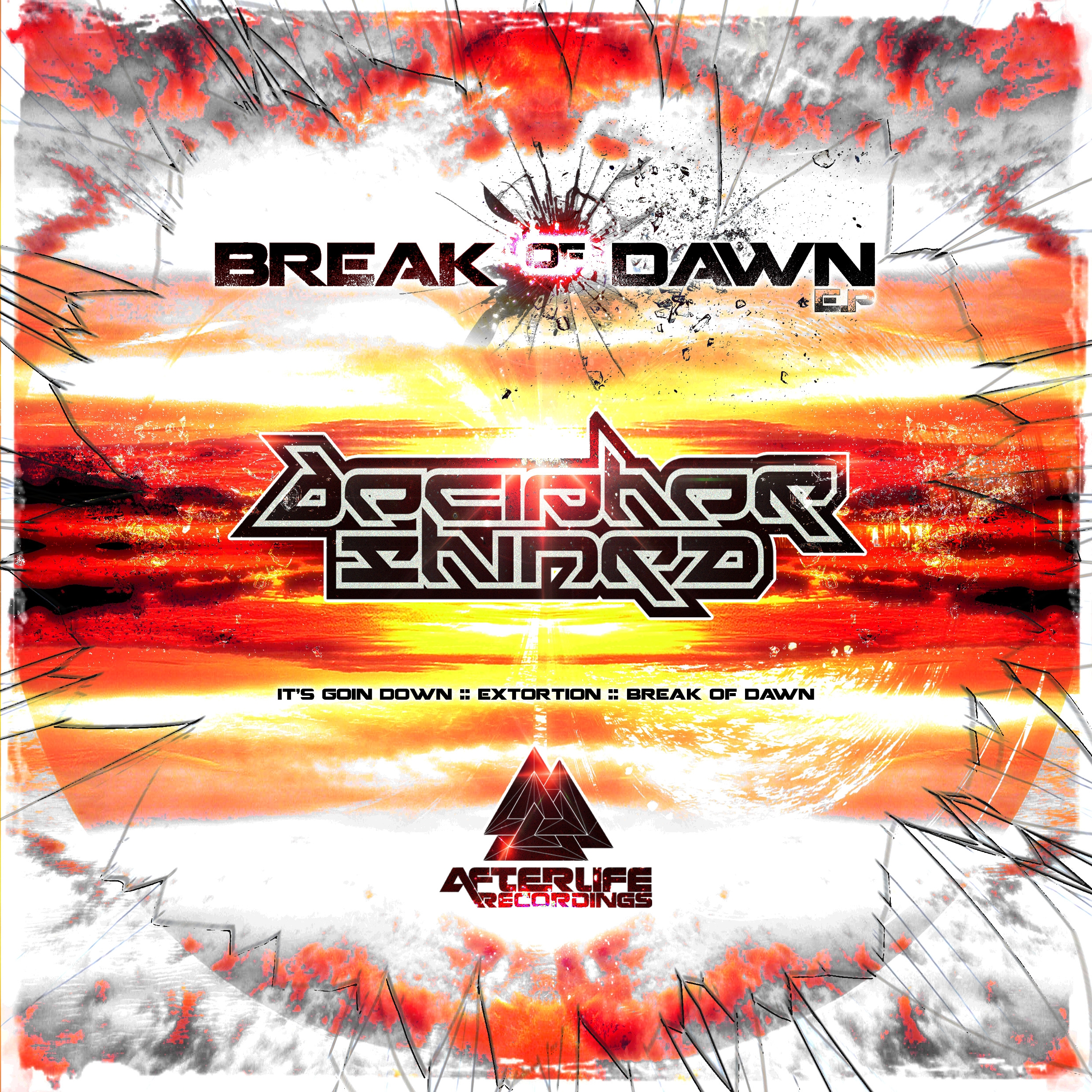 Decipher & Shinra - Break Of Dawn E.P