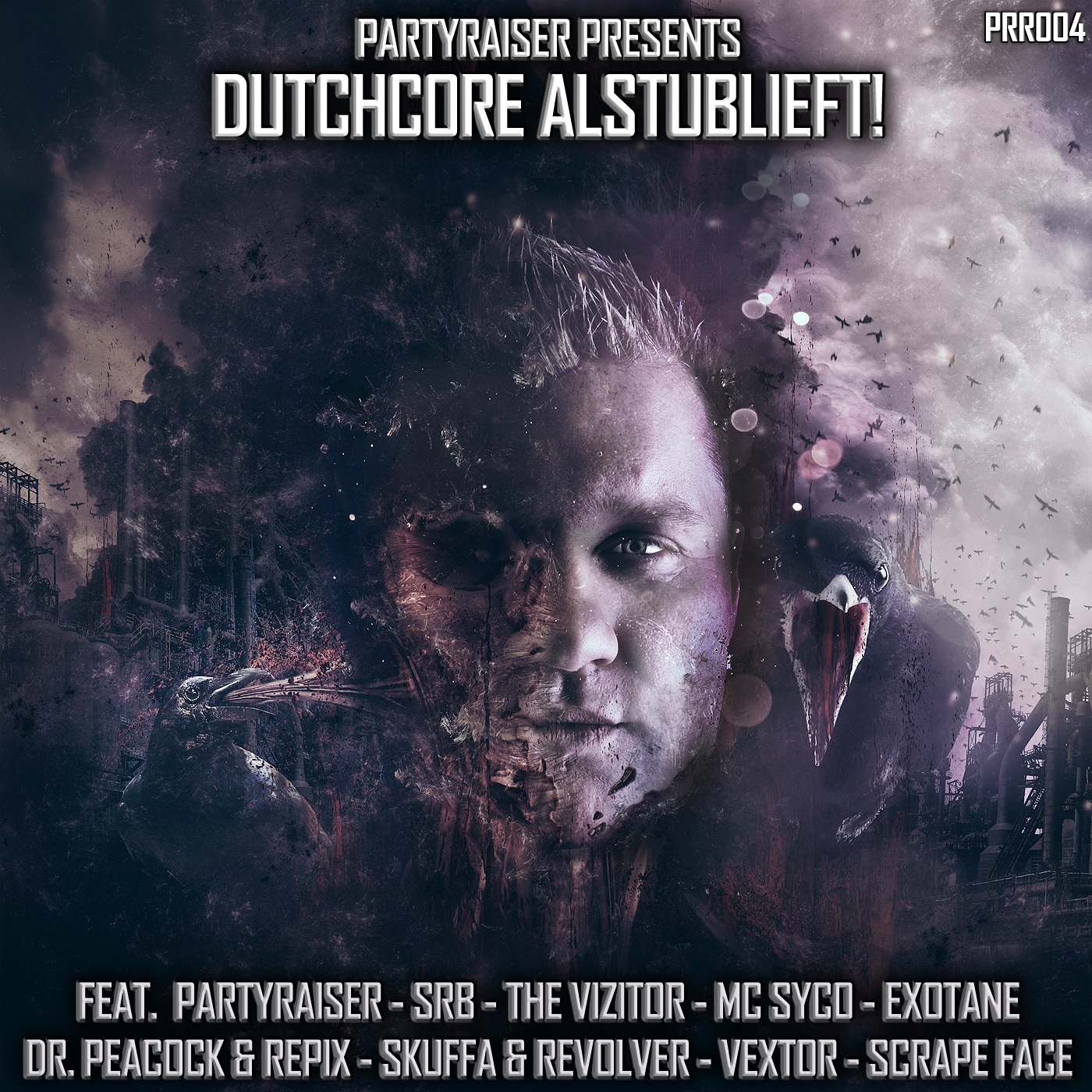Partyraiser And Friends - Dutchcore Alstublieft-CD-2014-UNiCORN INT Download