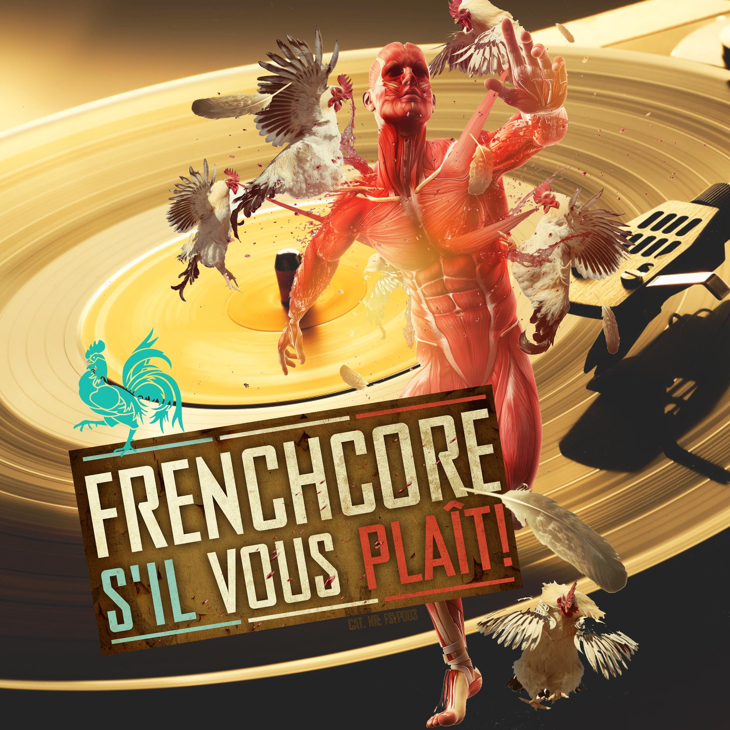 various artists frenchcore s 39 il vous pla t mp3 and wav downloads at hardtunes. Black Bedroom Furniture Sets. Home Design Ideas