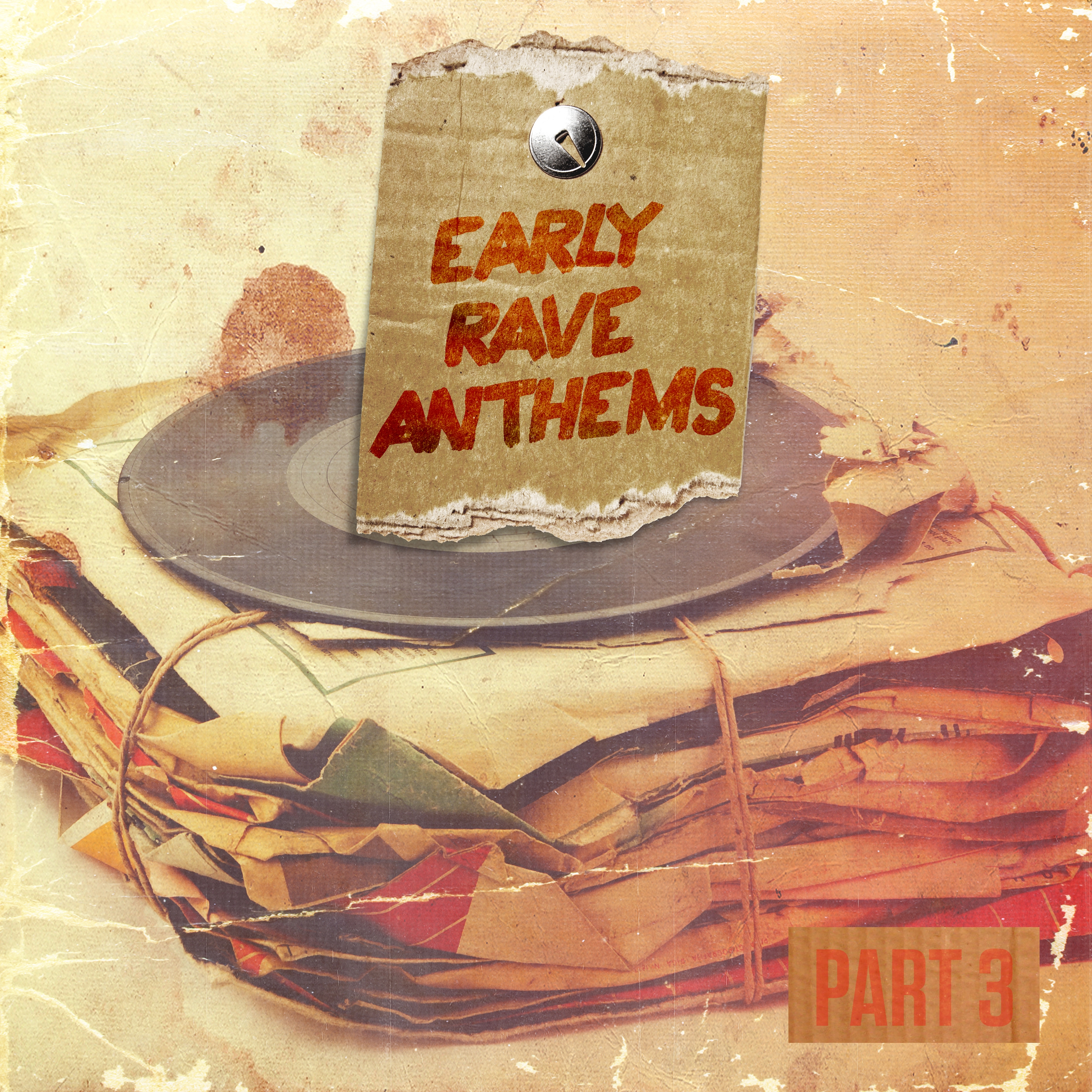 Various Artists Early Rave Anthems Part 3 Mp3 And Wav