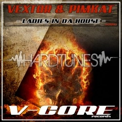 Vextor pimkat ladies in da house mp3 and wav for Classic hard house tunes