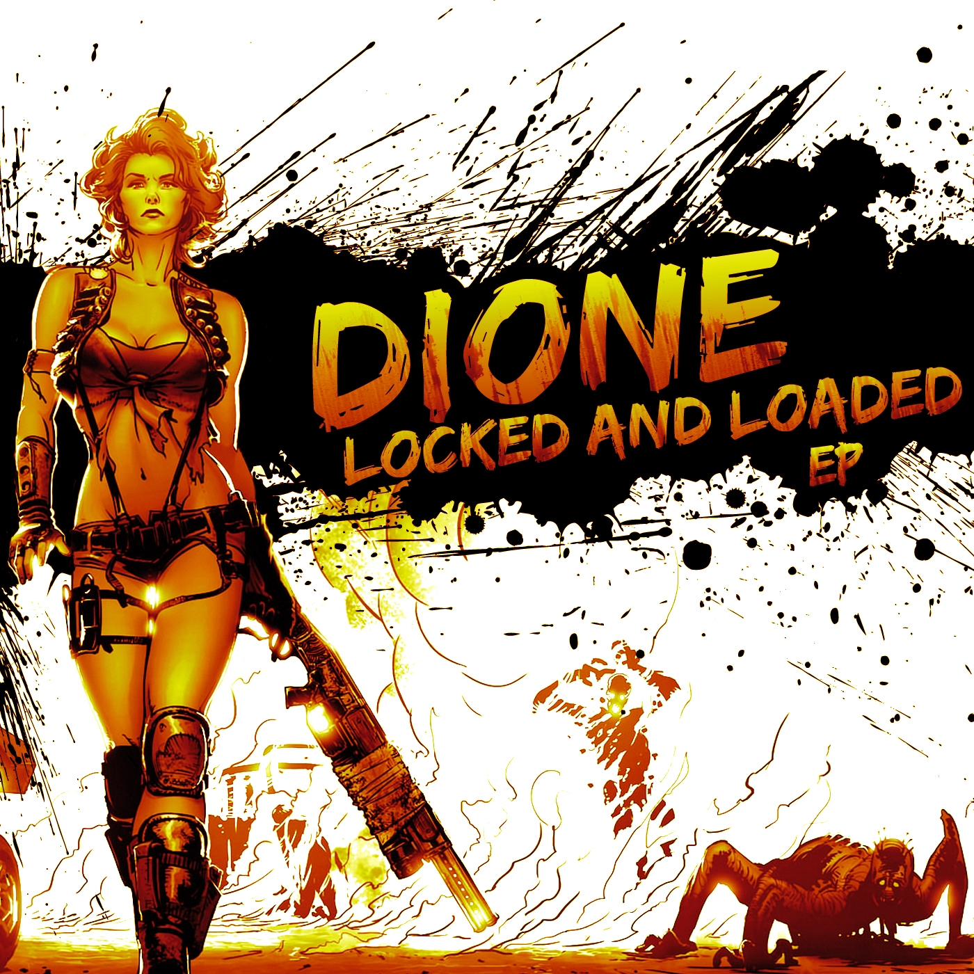 DJ Dione Dione Locked And Loaded EP