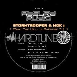 EBE Company - Storm EP